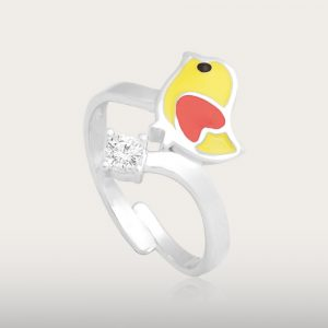 BEAUTIFUL GOLD BABY RING - UBSLifestyle – Perhiasan Emas – Gold Jewelry