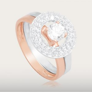 MONALISA RING - UBSLifestyle – Perhiasan Emas – Gold Jewelry