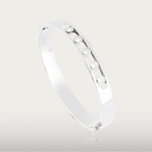 KARLA SHAKE BANGLE - UBSLifestyle – Perhiasan Emas – Gold Jewelry