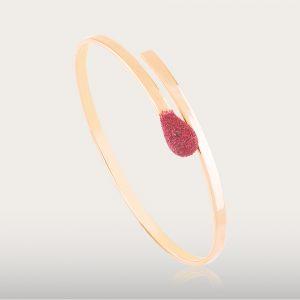 GOLDEN MATCHES BANGLE - UBSLifestyle – Perhiasan Emas – Gold Jewelry