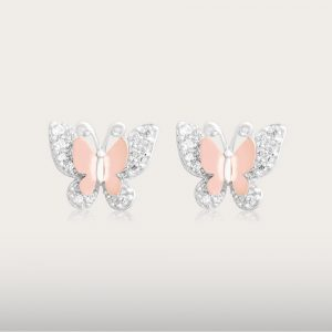 LITTLE BUTTERFLY EARRING - UBSLifestyle – Perhiasan Emas – Gold Jewelry
