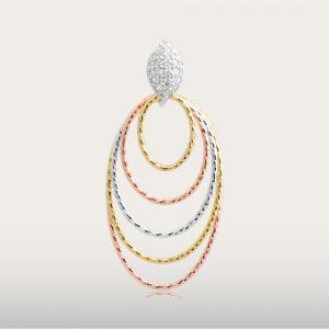 METROPOLIS PENDANT - UBSLifestyle – Perhiasan Emas – Gold Jewelry