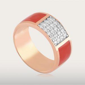 MOZZA RING - UBSLifestyle – Perhiasan Emas – Gold Jewelry