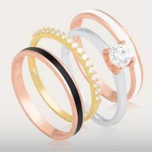 SCARLET'S SECRET RING - UBSLifestyle - Perhiasan Emas - Gold Jewelry