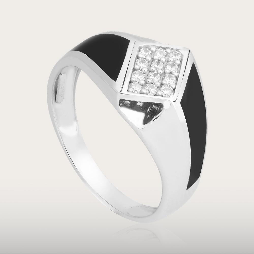Ubslifestyle Perhiasan Emas Gold Jewelry Cincin Pita Black Scorpion Ring