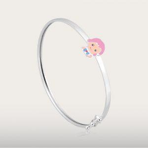 BEAUTIFUL GOLD BABY BANGLE - UBSLifestyle – Perhiasan Emas – Gold Jewelry