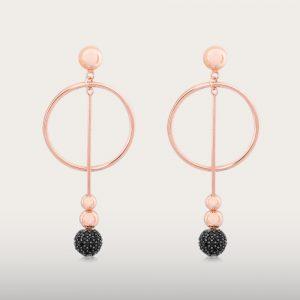 BOSTON EARRING - UBSLifestyle – Perhiasan Emas – Gold Jewelry