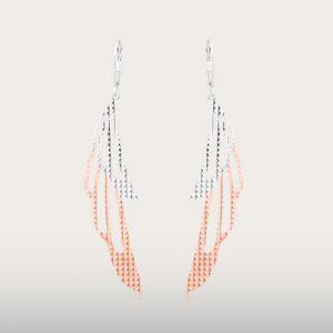 ANGEL WINGS EARRING - UBSLifestyle – Perhiasan Emas – Gold Jewelry