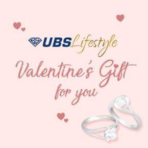 UBSLifestyle Valentine Gift