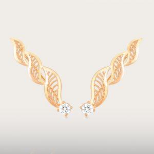 FIRELA EARRING - UBSLifestyle - Perhiasan Emas - Gold Jewelry