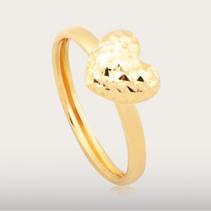 BEAUTIFUL GOLD RING - UBSLifestyle - Perhiasan Emas - Gold Jewelry
