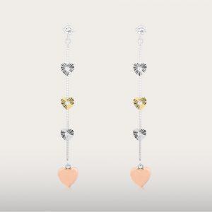 RAIN EARRING - UBSLifestyle - Perhiasan Emas - Gold Jewelry