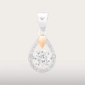 FLASHING STAR PENDANT - UBSLifestyle – Perhiasan Emas – Gold Jewelry