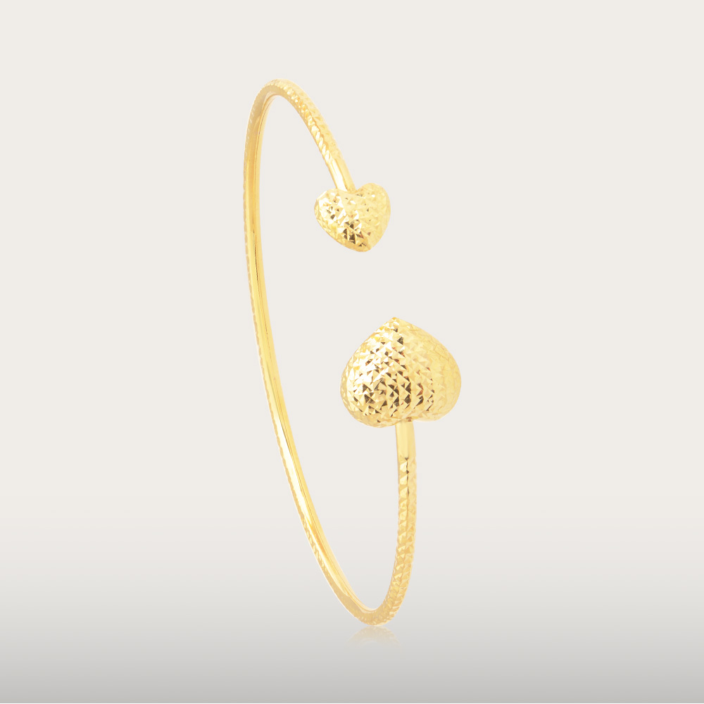 BEAUTIFUL GOLD BANGLE