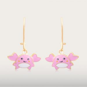 BEAUTIFUL GOLD BABY EARRING - UBSLifestyle – Perhiasan Emas – Gold Jewelry