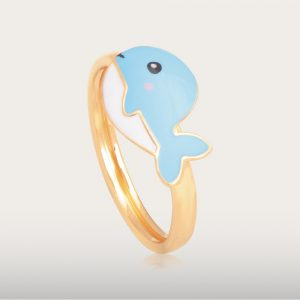 BEAUTIFUL GOLD BABY RING - UBSLifestyle - Perhiasan Emas - Gold Jewelry