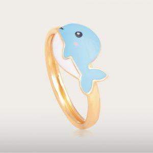 BEAUTIFUL GOLD BABY RING - UBSLifestyle - Perhiasan Emas - Gold Jewelry