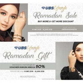 UBSLifestyle Ramadan Sale 2018