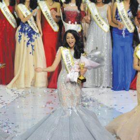 Alya Nurshabrina - Miss Indonesia 2018