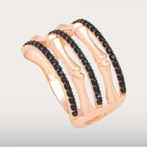 BAMBOO RING - UBSLifestyle – Perhiasan Emas – Gold Jewelry