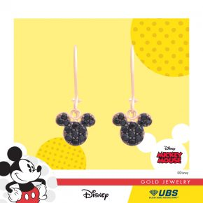 MICKEY MOUSE EARRING