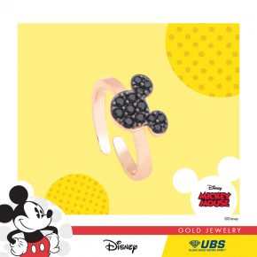 MICKEY MOUSE BABY RING