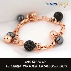 INSTASHOP: Belanja Produk Eksklusif UBS