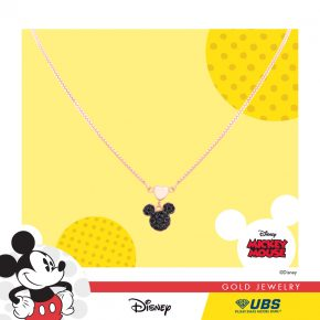 MICKEY MOUSE BABY NECKLACE