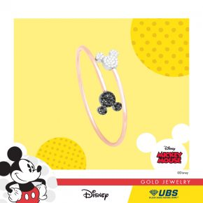 MICKEY MOUSE BANGLE