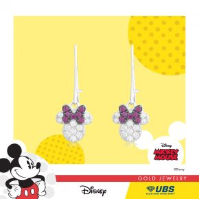 MINNIE MOUSE EARRING