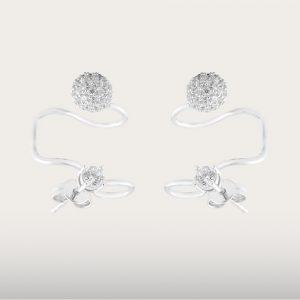 TUTU EARRING - UBSLifestyle - Perhiasan Emas - Gold Jewelry