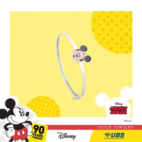 MICKEY MOUSE BABY BANGLE