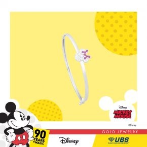 MINNIE MOUSE BABY BANGLE