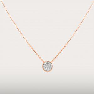 MILLIE MOLLY NECKLACE - UBSLifestyle – Perhiasan Emas – Gold Jewelry