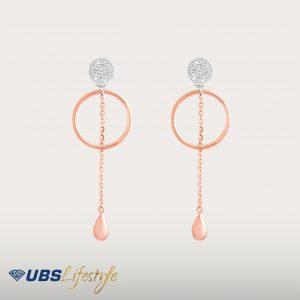 NEW YORK EARRING - UBSLifestyle – Perhiasan Emas – Gold Jewelry