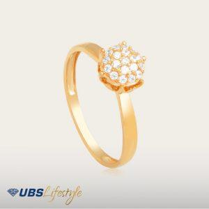 OSLO RING SERIES - UBSLifestyle – Perhiasan Emas – Gold Jewelry