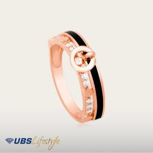 MOZZA REBEL RING - UBSLifestyle – Perhiasan Emas – Gold Jewelry