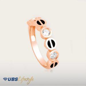 HELLO RING - UBSLifestyle – Perhiasan Emas – Gold Jewelry