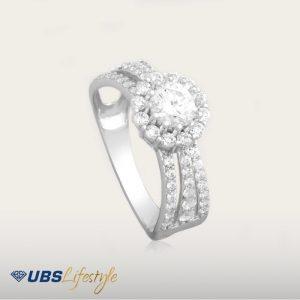 VERSAILLES RING - UBSLifestyle – Perhiasan Emas – Gold Jewelry
