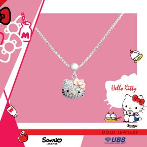 HELLO KITTY BABY NECKLACE