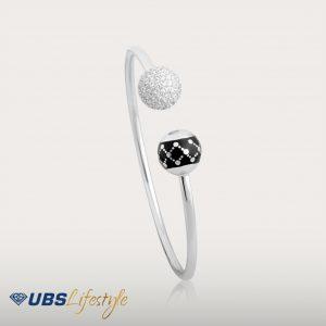 LOVELY GOLD BANGLE - UBSLifestyle – Perhiasan Emas – Gold Jewelry