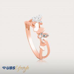 MILLIE MOLLY RING - UBSLifestyle – Perhiasan Emas – Gold Jewelry