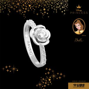 BELLE RING - UBSLifestyle – Perhiasan Emas – Gold Jewelry