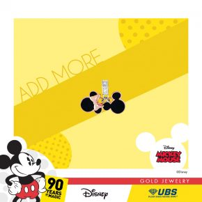 MICKEY MOUSE CHARM