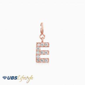 UBS Liontin Emas Alphalux E - Cmd0098 - 17K