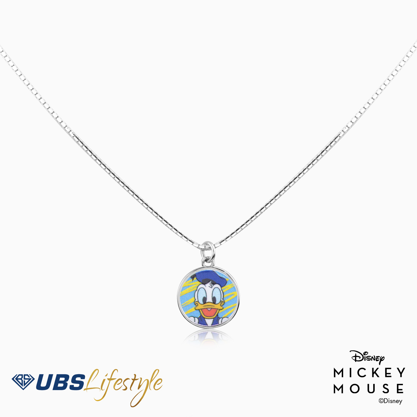 MICKEY MOUSE KIDS NECKLACE
