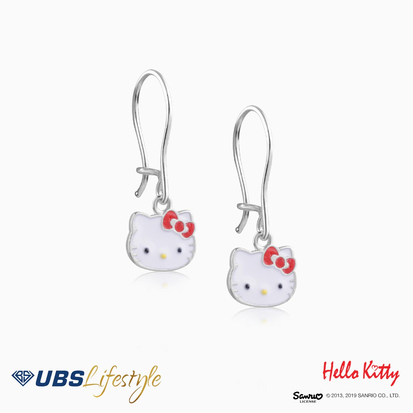 ANTING EMAS SANRIO HELLO KITTY