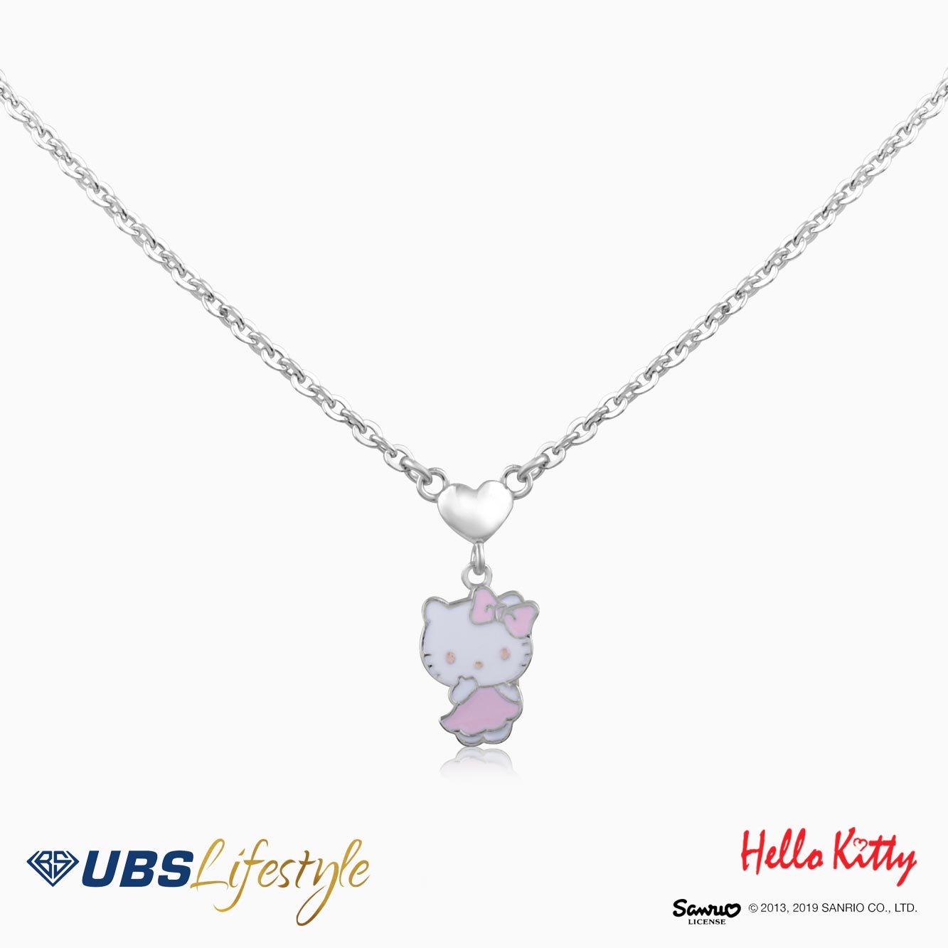 KALUNG ANAK SANRIO HELLO KITTY 17K