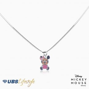 KALUNG EMAS ANAK DISNEY MINNIE MOUSE