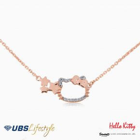 KALUNG EMAS SANRIO HELLO KITTY